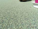 Fröndenberg: Terrassenabdichtung und Colorquarz (501 blassgruen) als Bodenbelag