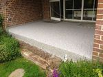 Lünen: Terrasse mit Colorquarz M1003 saniert