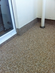 Iserlohn: Balkonabdichtung und Balkonbeschichtung mit Steinteppich
