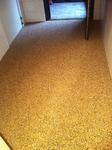 Plettenberg: Kellerboden mit Steinteppich M1030 beschichtet