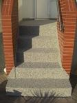 Dortmund Dorstfeld: Terrasse und Treppe saniert mit Steinteppich M1006