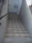 Hamm: Kelleraußentreppe mit Colorquarz M1005