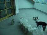 Hof a. d. Saale: Balkonsanierung Marmorsplitt 2-4 mm
