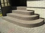 Bochum Langendreer: Hauseingang mit Steinteppich P13 naturmittel