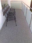 Herdecke: Balkonsanierung Steinteppich M1006