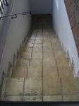 Solingen: Kellertreppen mit Steinteppich M1006