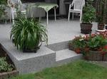 Sprockhövel: Terrasse mit Steintepich M1006