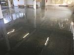 Industrieboden Glasfaserrmatten verstärkt