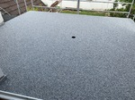 Balkonbeschichtung Steinteppich Ice Blue